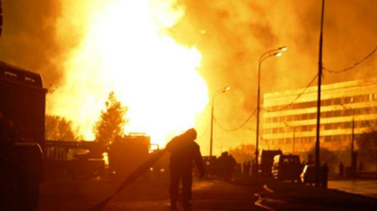 В Москве прогремел мощный взрыв. Есть пострадавшие