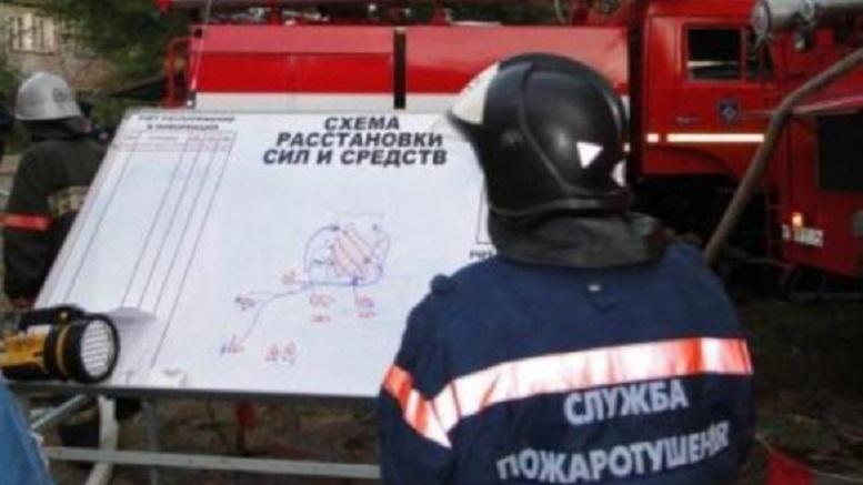 В Волгограде произошли два пожара в квартирах многоэтажек, в результате чего пришлось эвакуировать жильцов
