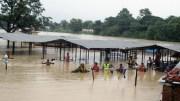 В Непале в результате дождей произошли наводнения: стихия унесла жизни 38 человек