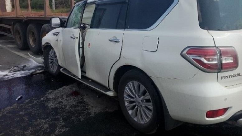 В Татарстане водитель, уходя от погони, столкнулся с лесовозом