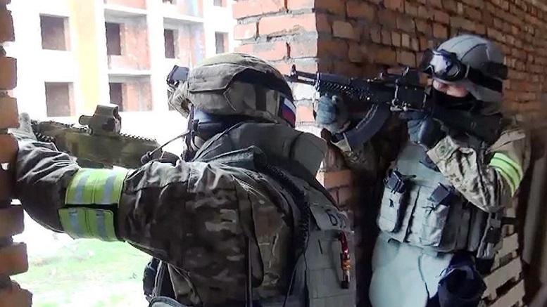В Дагестане правоохранительные органы за сутки ликвидировали троих боевиков