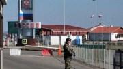 На границе между Россией и ЛНР пограничники задержали двоих контрабандистов
