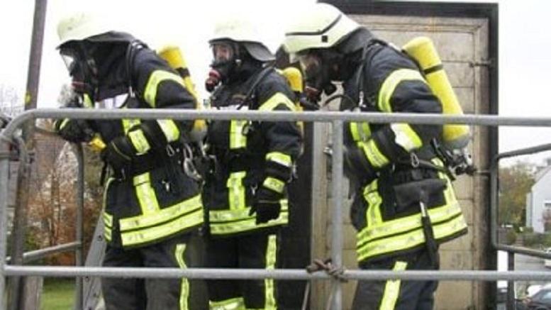 В Германии произошел крупный пожар в лагере беженцев, в результате чего пострадали около 30 человек