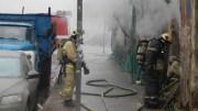 В Новой Москве произошел пожар в мясоперерабатывающем цехе