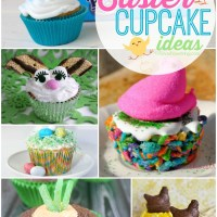 20 Delicious Easter Cupcake Ideas