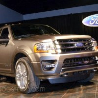 2015 Ford Expedition Launches with More Technology, Fresh Look