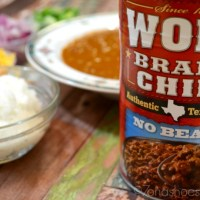 Wolf Brand Chili Jambalaya : Quick Dinner Recipe
