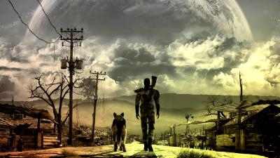 Fallout 4 HD Wallpapers | 7wallpapers.net