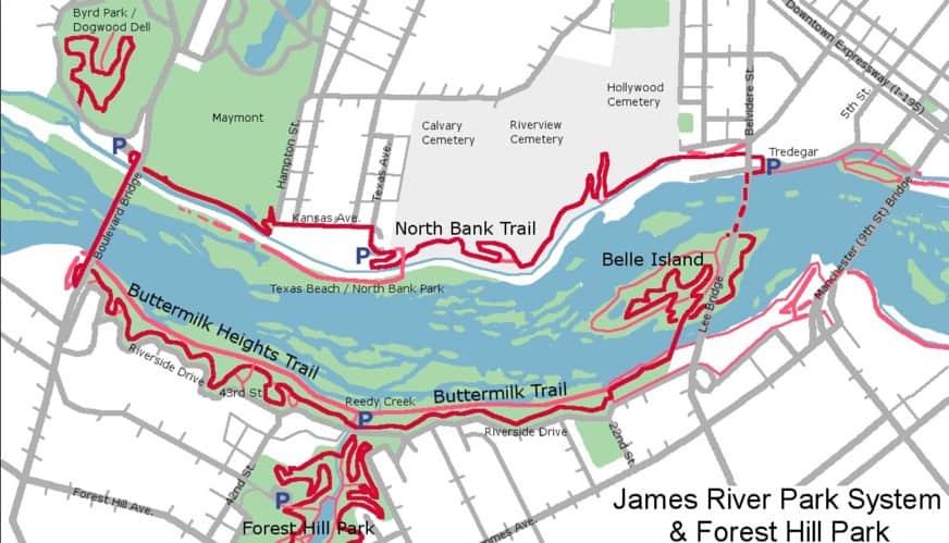 james_river_parks_system_-_Google_Search