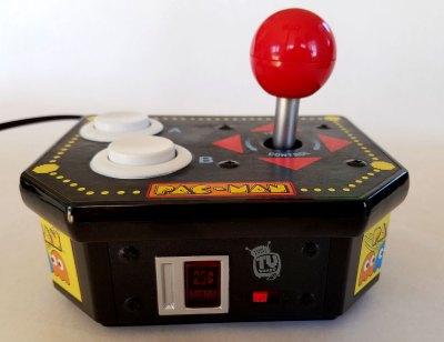 Multi-Game Arcade Joystick makes playing retro #arcade games easy, but lacks the #retroGaming ...