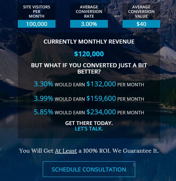 Steve Daar | Conversion Rate Calculator