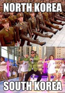 I really couldn't make it through this post without referencing Psy.
