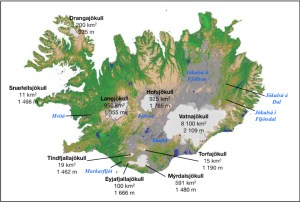map-of-Glaciers-Iceland