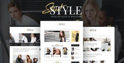 Life Style WordPress Themes for Personal Blogs, Beauty ...