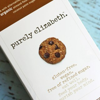 Purely Elizabeth Cookie Mix (vegan/gf) 86lemons.com