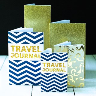 DIY Travel Journal #diy #travel #handmade #journal (F)
