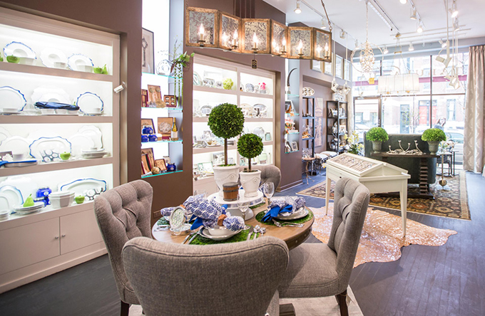 Tabula Tua Lincoln Park Chicago tableware gifts home decor