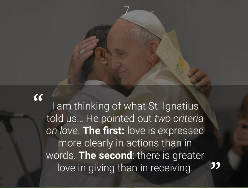 8 Pope Francis Quotes to Live By