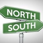 NORTH VS SOUTH THUMB
