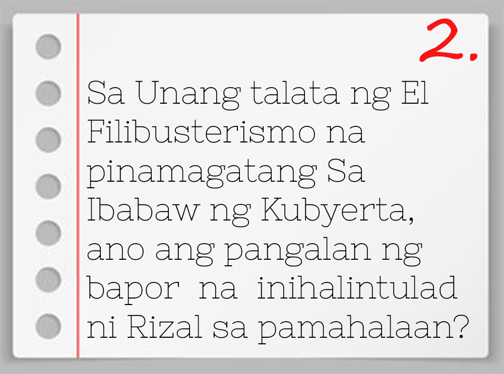 the count of monte cristo compared to noli me tangere and el filibusterismo Noli me tangere: spain, to rizal, was a venue for realizing his dreams he finished his studies in madrid and this to him was the realization of the bigger part of his ambition.
