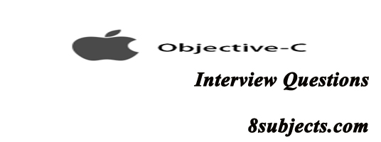 objective c interview questions