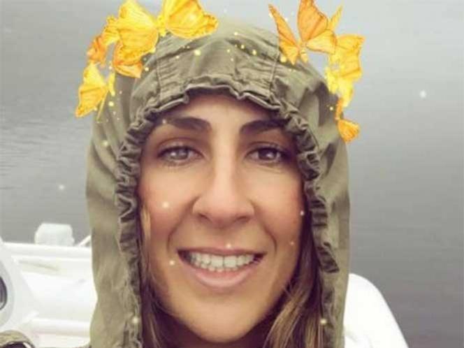 María Villar Galaz fue secuestrada el pasado 13 de septiembre cuando se dirigía de Santa Fe a Polanco. Foto: Facebook