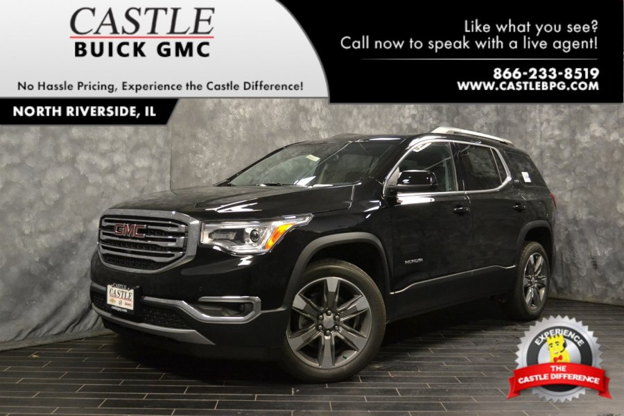 New 2018 GMC Acadia SLT 2 Sport Utility in North Riverside  80027     New 2018 GMC Acadia SLT 2