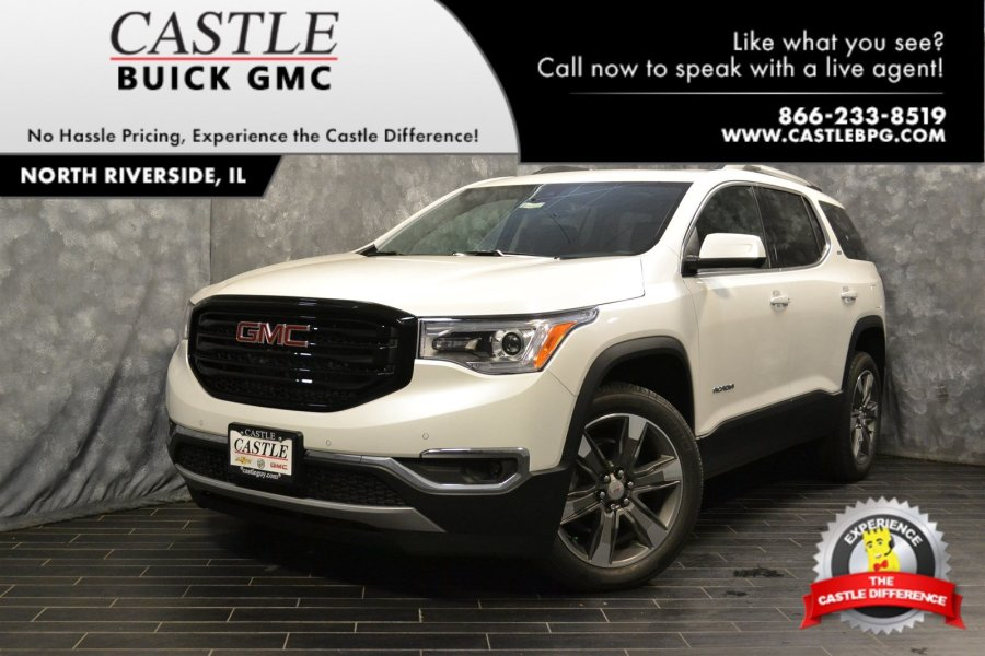 New 2018 GMC Acadia SLT 2 Sport Utility in North Riverside  80084     New 2018 GMC Acadia SLT 2