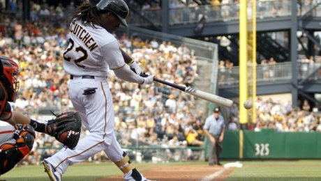 Will Cutch remain in Pittsburgh for next season?