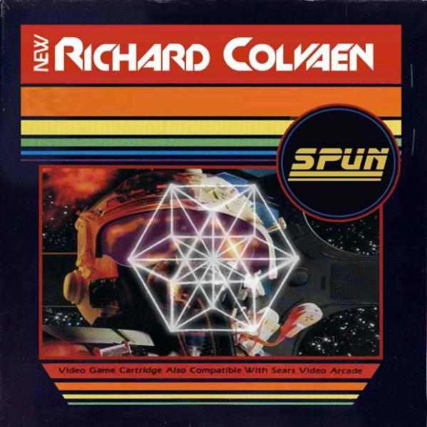 Richard Colvaen - Spun