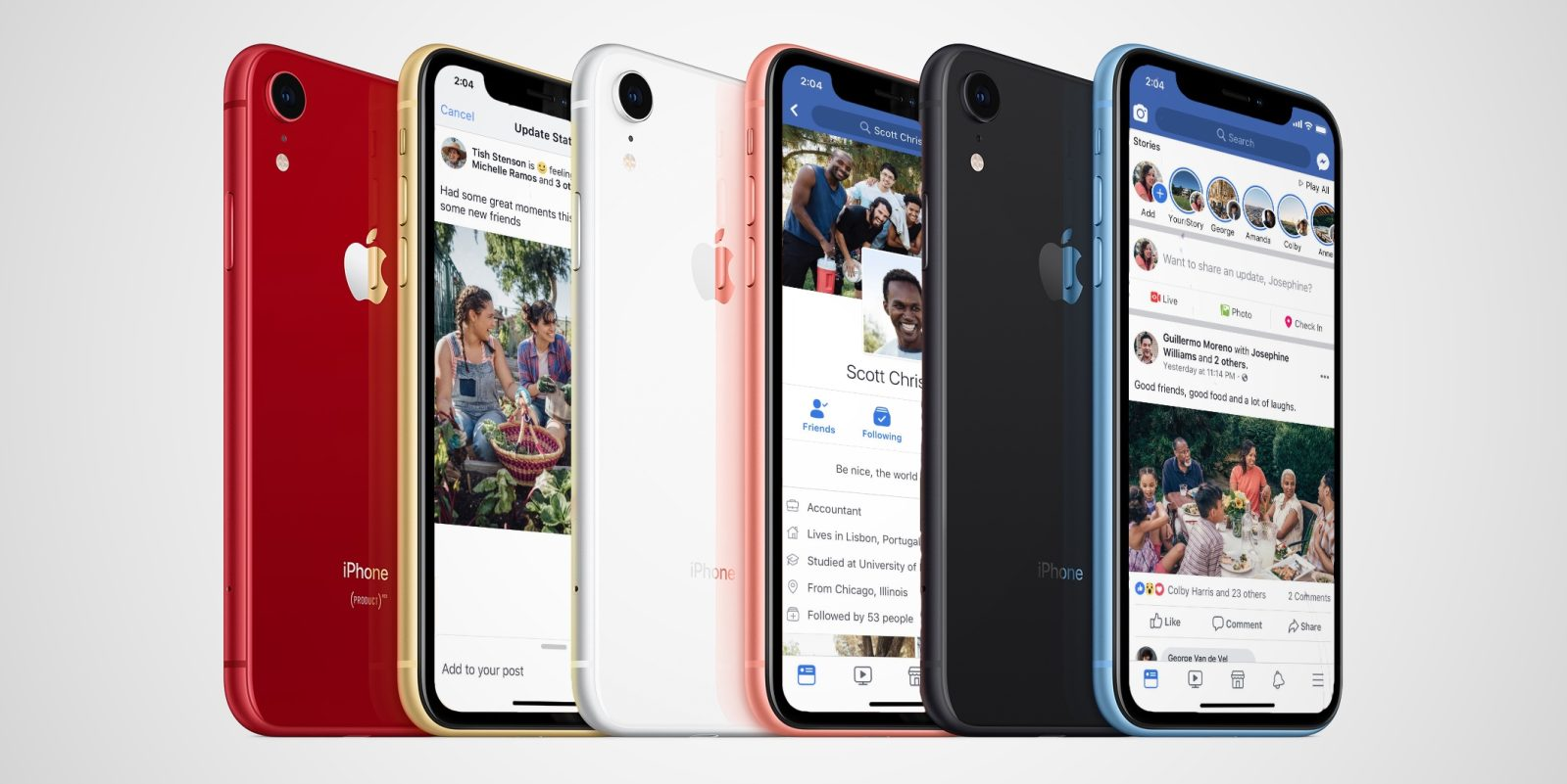 Facebook app update adds native screen resolution support for iPhone XS Max, iPhone XR and 2018 ...