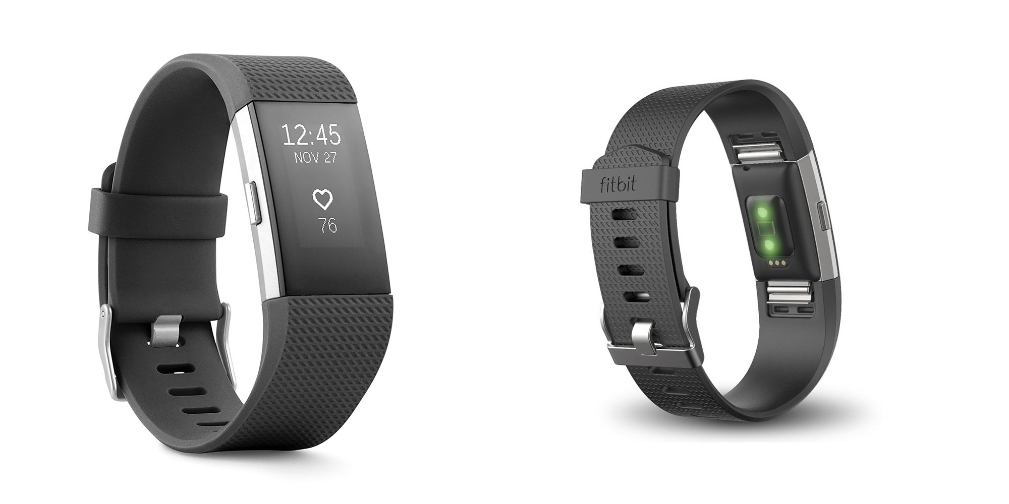 Fitbit Charge 2 sports five-day battery life & heart rate ...