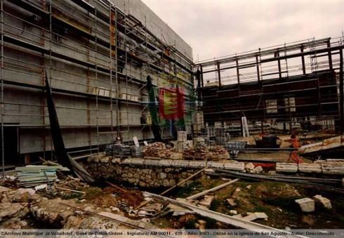 aVA - Archivo Municipal - Fotos Obra - 2003 - Desconocido