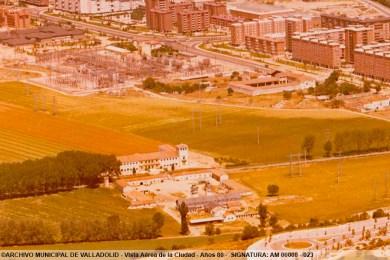 Granja Escuela Jose Antonio - Años 80