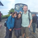 Coral, Amber and me (Darjeeling, India)