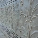 Detail in the design (Agra, India)