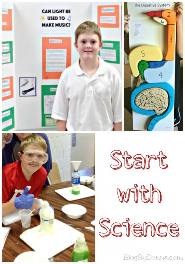STEM education Starts with Science #startswithscience
