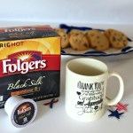 Share a cup of Folgers Coffee & a story with a Veteran this Veterans Day...