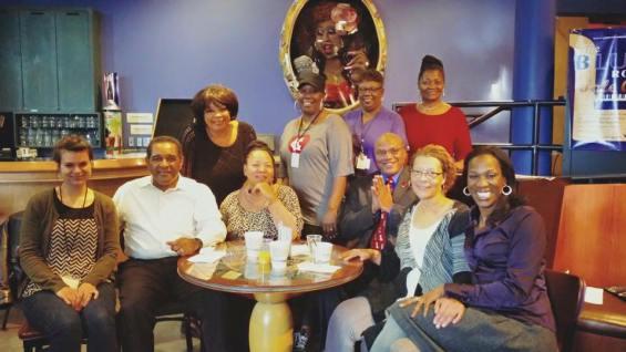 2015 AJM Staff Holiday Breakfast