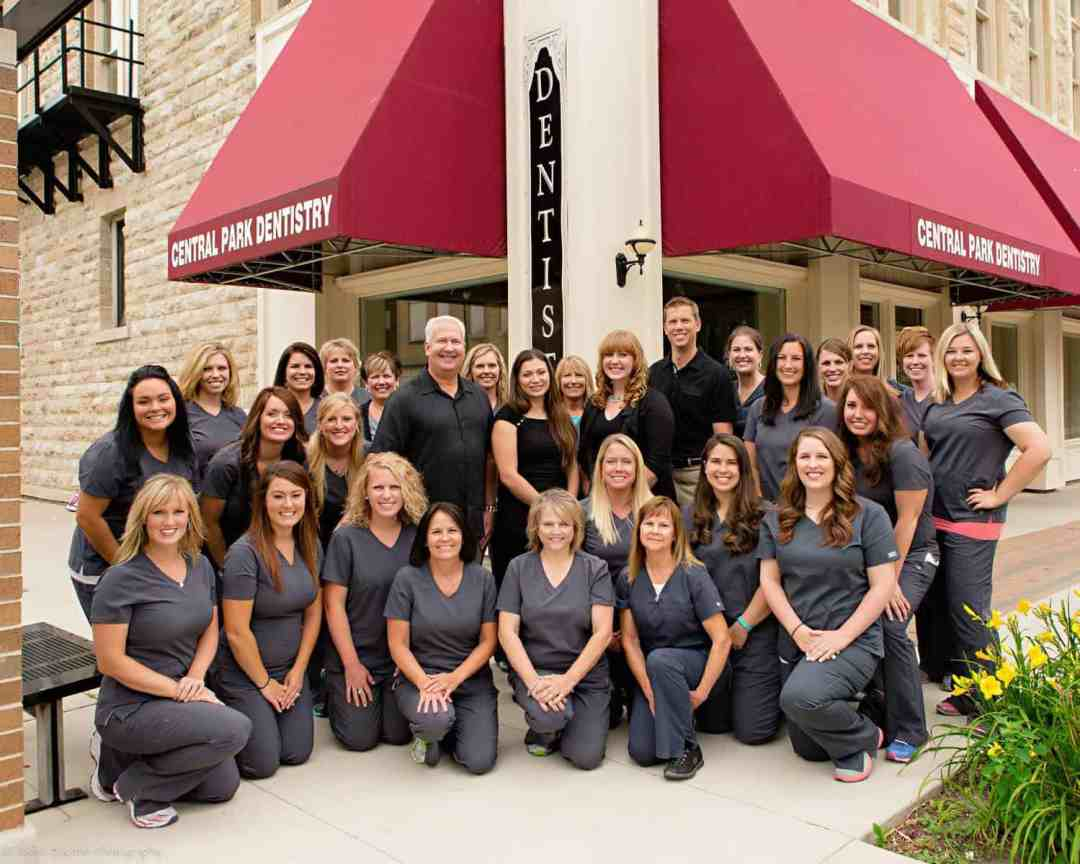 2015 Central Park Dentistry Staff Photo