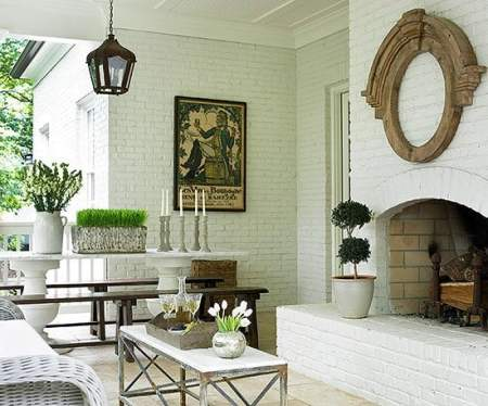 bhg brick fireplace