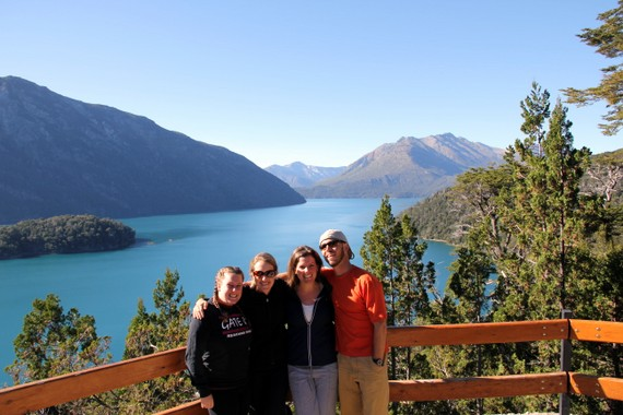 Argentina Lakes District travel