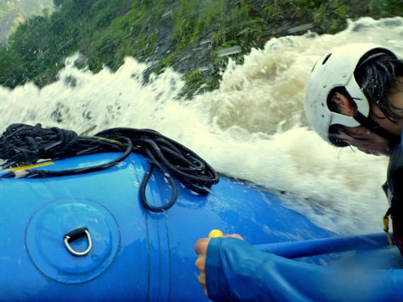 Seti River rafting tips