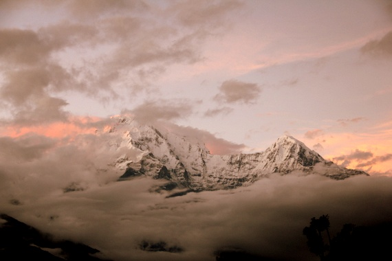 hiking guide to Annapurna Base camp
