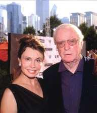 Irene & Michael Caine
