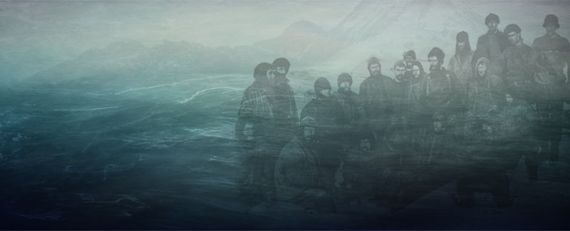 Third Rescue Attempt - The Endurance Expedition - Elephant island
