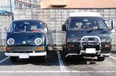 1971 Mitsubishi Delica