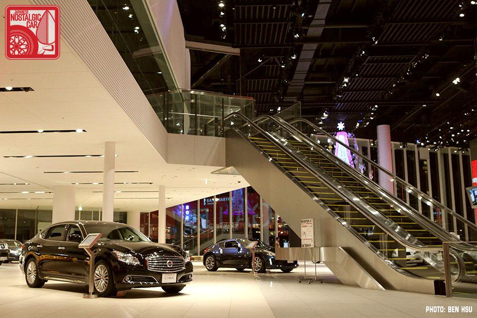 Galleries Nissan Yokohama Headquarters Showroom