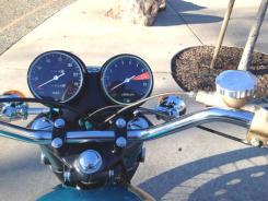 Honda CB750 1969 prototype 17