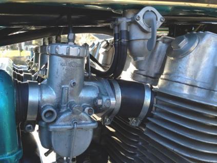 Honda CB750 1969 prototype 18